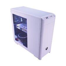 BitFenix Nova White ATX Gaming PC Case USB 3.0 Side Window BFX-NOV-100-WWWKK-RP