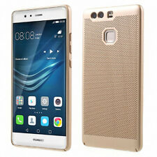 Huawei P8 Lite 2017 Étui Coque pour Portable Sac de Protection Bumper Or