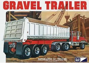 MPC 1:25 3 Axle Gravel Trailer, #R2MPC823