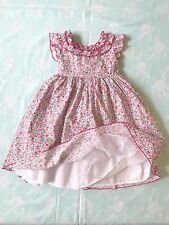 Adorable SAVANNAH Lined Dress little girls size 5T Perfect for summer!