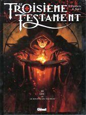 Album + Ex-libris Le Troisieme Testament III Luc ALICE