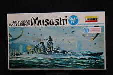 XS076 LINDBERG 1/800 maquette bateau 844 US Navy Battleship USS Pennsylvania