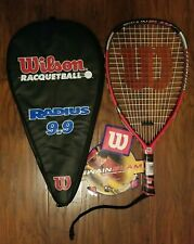 Wilson Racquetball Titanium Racquet Swain Slam Cliff Ss 3 5/8 Grip