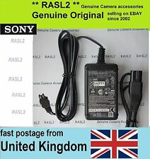 Original Genuine SONY POWER Adapter AC-L200 HDR CX625 CX675 PJ675