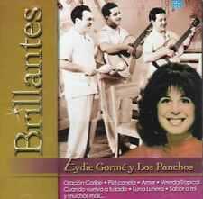 CD - Eydie Gorme Y Los Panchos NEW Brillantes Versiones FAST SHIPPING !