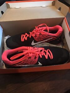 Nike Metcon DSX Flyknit Men Size 11 Black/White/Bright Crimson Great condition