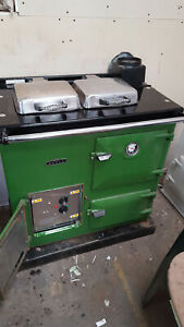 Your old  Rayburn cooker can go electric!