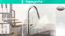 Hansgrohe Cento Higharc Kitchen Faucet Pull Out Spray Mixer Water Tap