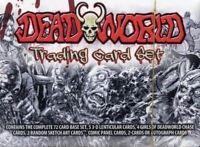 Deadworld Factory Sealed Card Set