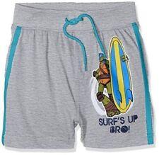 Shorts e bermuda grigio per bambini dai 2 ai 16 anni, taglia 2 anni