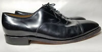 Johnston & Murphy 22 02981 Men's Optima Comfort Dress Shoes Size 12 Black   B11
