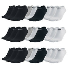 NIKE Value No Show Sportsocken Socks Sneaker Strümpfe Socken kurz 1-10er Pack