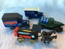Lledo Die Cast CHEVRON Collectibles Lot Of 4 MINT ,ENGLAND VERY NICE LOT OF CARS