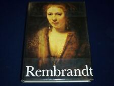 Rembrandt Paintings by Outlet Book Company Staff (Hardcover) - I 14
