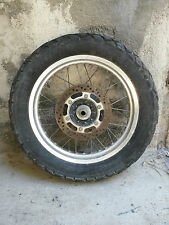 KAWASAKI 500 KLE Jante roue arrière
