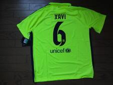 FC Barcelona #6 Xavi 100% Original Jersey Shirt 2014/15 Third XL Still BNWT