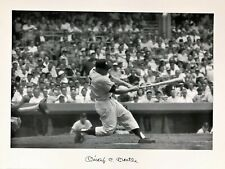 New York Yankees Mickey Mantle New York Yankees Offset Lithograph Print