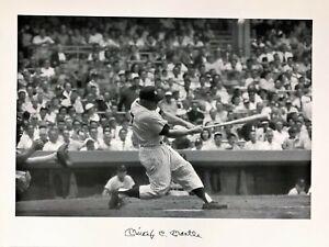 New York Yankees Mickey Mantle New York Yankees Offset Lithograph Print