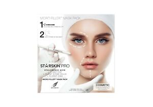 STARSKIN Pro Micro Filler Mask Pack, Anti-ageing and non-invasive treatment