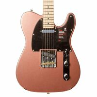 Fender American Performer Telecaster Electric Guitar in Penny