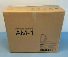 Bowers & Wilkins AM-1 All-Weather Outdoor Speakers - Black, Pair - FP33782 (40A)