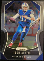 🔥 2019 JOSH ALLEN Panini Prizm Base #3 2nd Year Bills CENTERED! Non Silver
