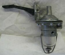 1955-64 Ford Mercury Edsel Truck V8 HOLLEY Glass Bowl FUEL PUMP Y-block FE