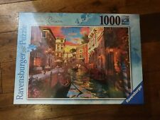 Ravensburger 1000 piece Jigsaw Puzzle Venice Romance art romantic new sealed