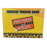 NEW Vintage Only Fools And Horses Trotters Trading Game BBC Board Game 1990