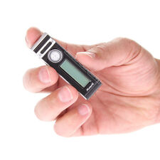 MR80 Mini Voice Activated Spy Recorder Small Audio Recording, 72hr Battery, 8GB