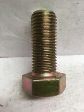 M30-3.50 x 70 mm. Class 10.9 Zinc Yellow Hex Head Cap Screw, 5ZY44
