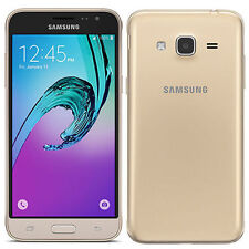 "Samsung Galaxy J3 (2106) SM-J320FN 5"" 4G LTE 8GB Unlock 8MP Cam Smartphone New"