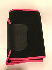 "Waist Trimmer Belt Sweat Band Stomach Weight Loss Fat Burner 8"" X 41"""
