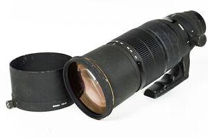 Sigma 120-300mm F/2.8 APO HSM DG EX Lens - Nikon F Mount fit