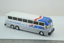 Road Champs Eagle Coach Greyhound Bus 1:87 HO Scale
