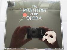 The Phantom of the Opera - Crawford, Brightman - Polydor 2 CD U.K. no ifpi