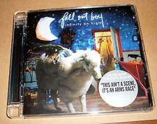 Fall Out Boy-INFINITY on High-CD ALBUM CDS-LINDBERG-GOLDEN...