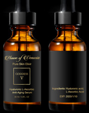 *SPECIAL* ORGANIC Pure Hyaluronic Acid & Vit C Serum-Nature's Anti-aging Miracle