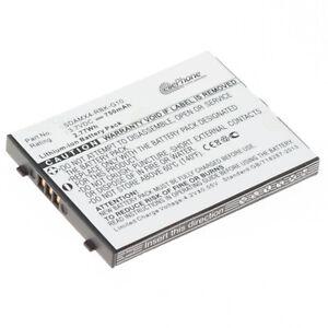 Akku Li-Ion für SanDisk Sansa e200 e250 e260 e270 e280 - ersetzt SDAMX4-RBK-G10