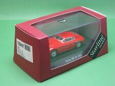 SIATA 208 CS 1952 ROSSO STARLINE MODELS 1:43 Oldtimer modello Veicolo Modello di auto