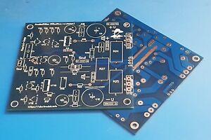 IRFP Transistors Amplifier. PCB For DIY (Pair)