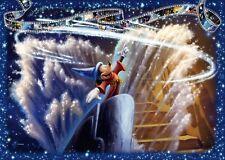 Ravensburger  1000 PIECE JIGSAW PUZZLE  Disney Fantasia Mickey Mouse Collectors