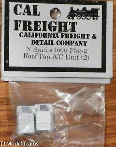 CA Freight & Detail N #1060 Roof Top A/C Unit (Pkg 2)