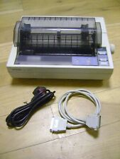 Epson LQ-200 Impact Printer in Good Working Order with Power and Parallel Cables