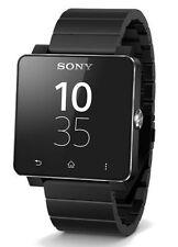 Sony SmartWatch 2 SW2MET Schwarz (SW2MET)