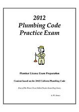 2012 Uniform Plumbing Code Practice Exam on USB Flash Drive