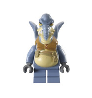 Lego Watto 7962 Podracers Star Wars Minifigure