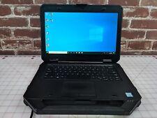 Dell Latitude 14 RUGGED 5414 I3-6100U 8GB 256GB SSD LTE 4G  TOUCH FAST