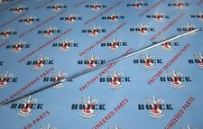 1940-1953 Buick Roof Mounted Antenna Mast | Chrome 4 Sections | OEM #13245133