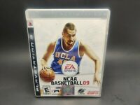 NEW NEW NCAA Basketball 09 (Sony PlayStation 3, 2008)  ***NO SCRATCHES** NEW